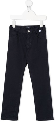 Il Gufo Elasticated Waist Trousers
