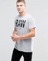 G Star G-Star Leacht RAW Logo T-Shirt