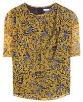 Etoile Isabel Marant Isabel Marant, Étoile Bergen printed silk top