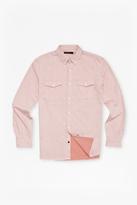 Summer Twill Chambray Shirt