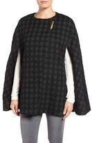 Ted Baker Women's Houndstooth Cape