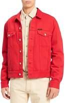 Calvin Klein Jeans Men's Cotton Denim Trucker Jacket