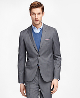 Brooks Brothers Micro Check Suit Jacket
