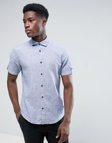 Esprit Short Sleeve Cotton Shirt