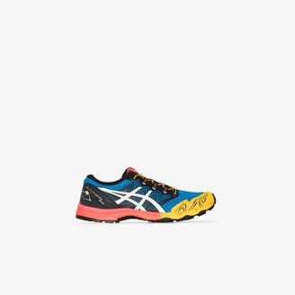 Asics multicoloured Gel FujiTrabuco Sky sneakers