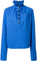 J.W.Anderson button up top