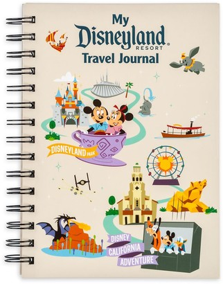 Disney Mickey Mouse and Friends Travel Journal Disneyland