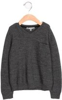 Bonpoint Boys' Wool V-Neck Sweater