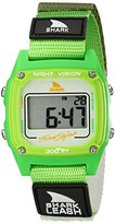Freestyle Unisex 102240 Shark Fast Strap Retro 80's Digital Green Watch
