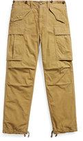 Ralph Lauren Cotton Dobby Cargo Pant