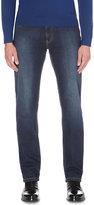 Armani Collezioni Regular-fit Straight Mid-rise Jeans