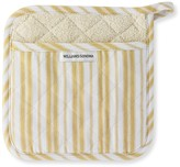 Williams-Sonoma Williams Sonoma Striped Potholder, Jojoba