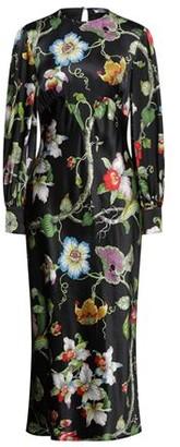 Olivia von Halle 3/4 length dress