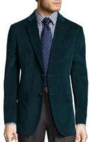 STAFFORD Stafford Signature Corduroy Classic-Fit Sportcoat