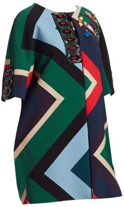 Marina Rinaldi Marina Rinaldi, Plus Size China Blue Short Sleeve Coat