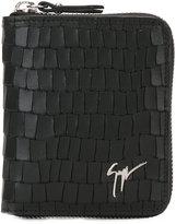 Giuseppe Zanotti Design Tom wallet - men - Leather - One Size