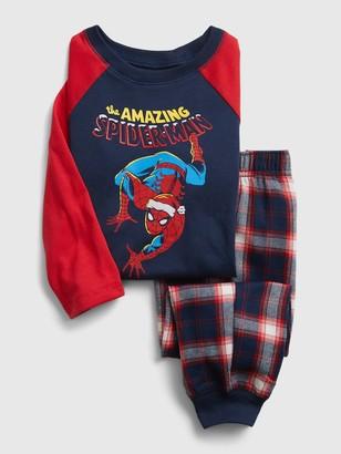 Marvel babyGap | Spider-Man Graphic PJ Set