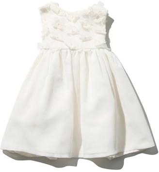 M&Co Floral chiffon prom dress (0mths-3yrs)