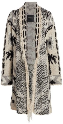le superbe Marilyn Palm Tree Weave Cardigan