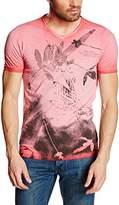 Garcia Men's T-Shirt - Purple