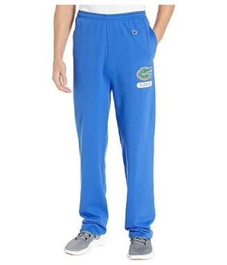 Champion College Florida Gators Powerblend(r) Open Bottom Pants