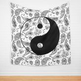 Dormify Yin Yang Bandana Tapestry