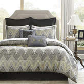 JCPenney Madison Park Regis Chevron 12-pc. Complete Bedding Set with Sheets