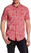 Trunks Pineapple Print Shirt