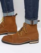 Bellfield Banrock Suede Laceup Boots