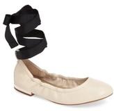 Sam Edelman Women's Fallon Wraparound Tie Flat