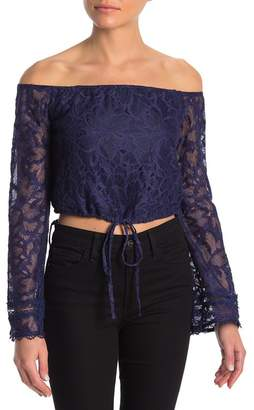 Lovers + Friends Lady Love Lace Top