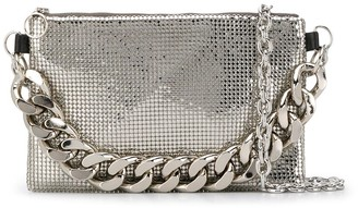 Kara Chainmail Shoulder Bag