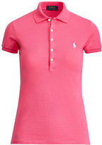 Polo Ralph Lauren Skinny-Fit Stretch Polo Shirt