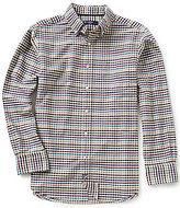 Daniel Cremieux Big & Tall Checked Oxford Shirt