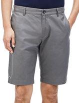 Lacoste Gabardine Bermuda Shorts