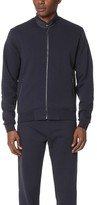 Z Zegna Full Zip Sweatshirt