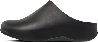 FitFlop Shuv Leather Clogs