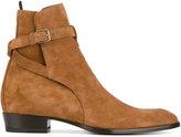 Saint Laurent classic Wyatt boots