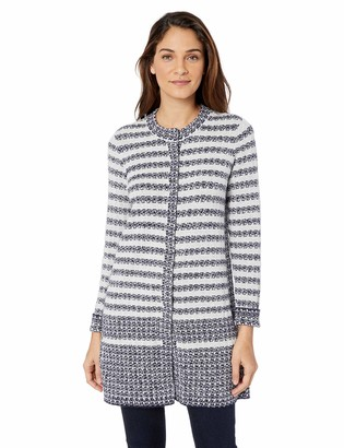 Nic+Zoe Women's StripeITUPJacket