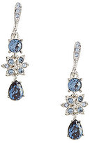 Givenchy Faux-Sapphire Drop Earrings