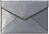 Rebecca Minkoff zip edge envelope clutch bag