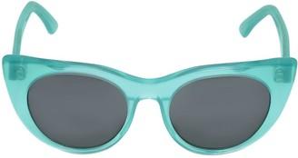 Kyme Cat Eye Shape Acetate Sunglasses