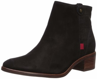 Marc Joseph New York Women's Leather Made in Brazil Lenox Bootie Ankle Boot