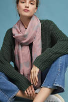 Anthropologie Open-Hearted Scarf