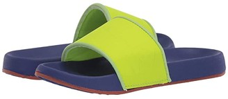 crewcuts by J.Crew Color-Blocked Slide (Toddler/Little Kid/Big Kid) (Rainbow) Boy's Shoes