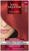 Vidal Sassoon London Luxe 6rr Runway Red 1 Kit