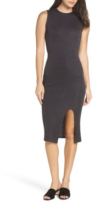 NSR Ari Bodycon Sheath Dress