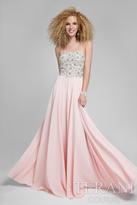 Terani Prom - Stunning Beaded Sweetheart Polyester A-line Dress 1712P2452