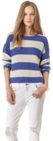 Joie Jalene Rugby Stripe Sweater