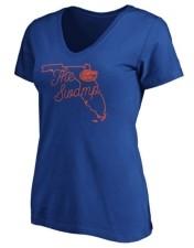Majestic Florida Gators Women's State T-Shirt